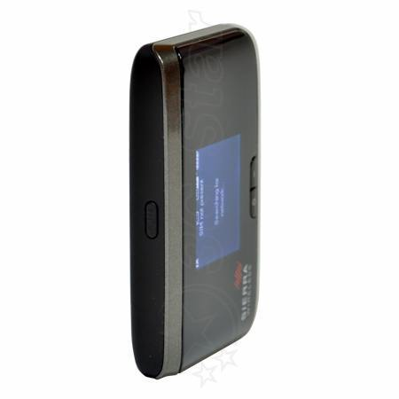 3G WiFi роутер Sierra Wireless AirCard 763S экран